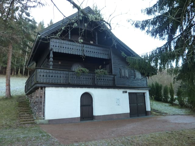 Almhaus Koralmblick - Wesnitzen - Chalet