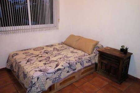 Habitación privada, excelente ubicación - Пуэрто-Вальярта - Дом