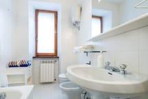 Cosa c'è di meglio di un caldo bagno dal vostro ritorno da una gita fuori porta?