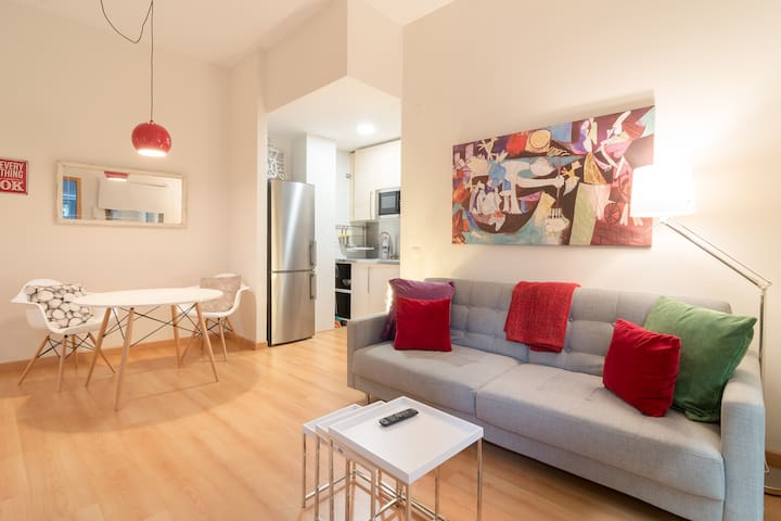 Victoria 13 -D FreshApartments by Bossh Hotels