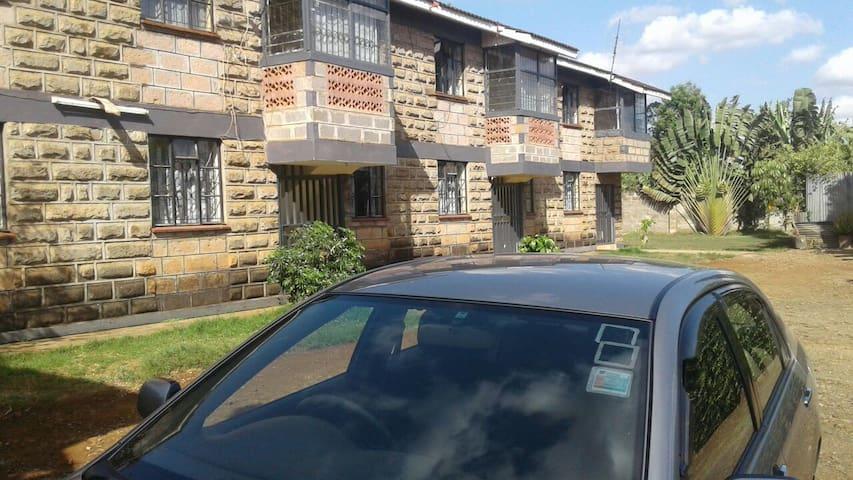 Msafiri Suites -Karatina