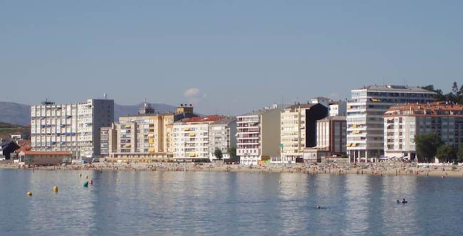 Piso a pie de playa en Arousa - Vilagarcía de Arousa - Apartment