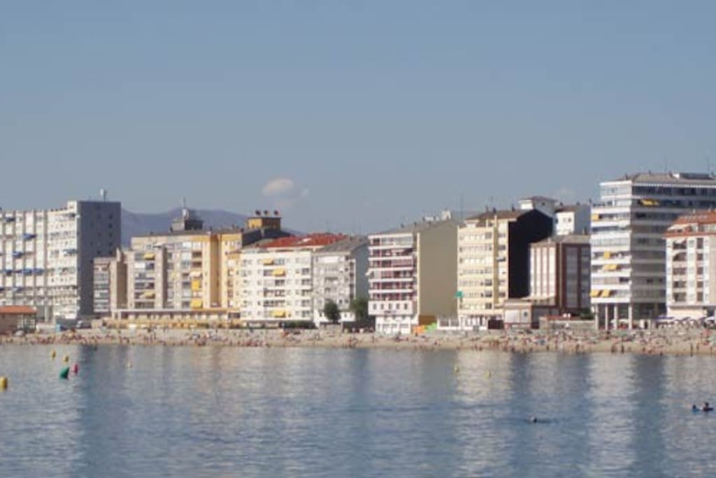 Piso a pie de playa en arousa apartamentos en alquiler en vilagarc a de arousa galicia espa a - Pisos alquiler vilagarcia de arousa particulares ...