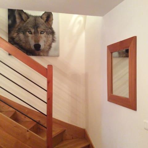 Maison accueillante type chalet - Villar-Saint-Pancrace - Casa