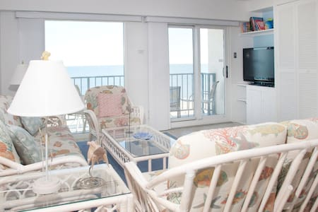 Direct Oceanfront- Private Balcony-Walk Everywhere - Rehoboth Beach
