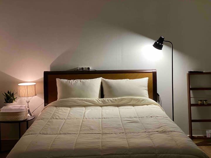 원주초이 : 그레이톤의 편안한 방(203)