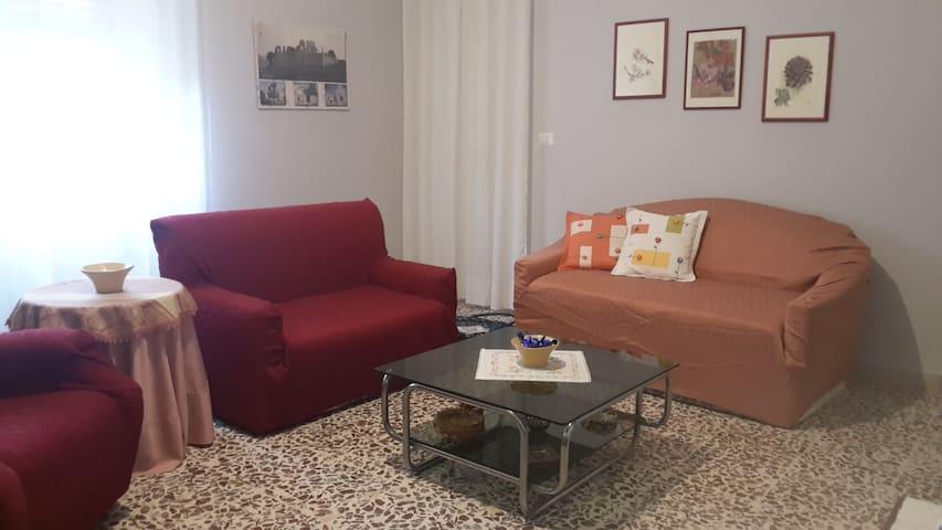 Appartamento vicino Teatro Greco