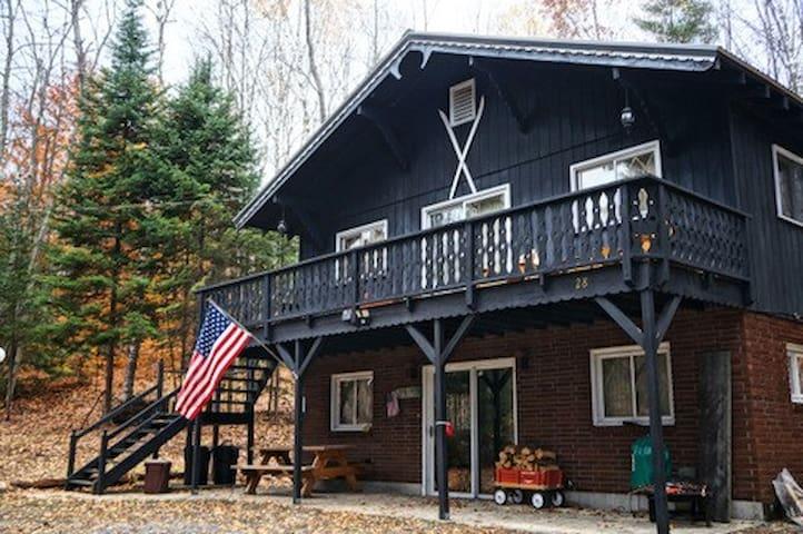 Adirondack Mountain Haus - North Creek - Rumah