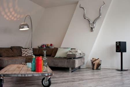 Penthouse with rooftop terrace! - Amsterdam