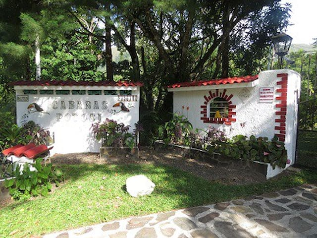Cabanas Potosi
