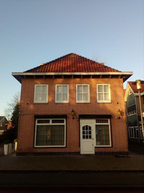 Nice apartment in Landsmeer, close to Amsterdam