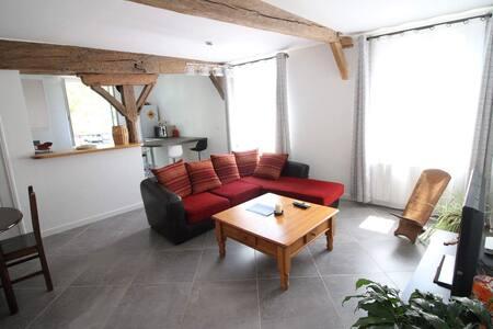 Amboise centre, appartement tout confort