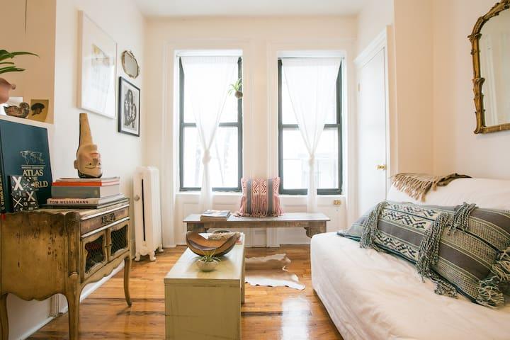 Charming 2 Bedroom in Park Slope