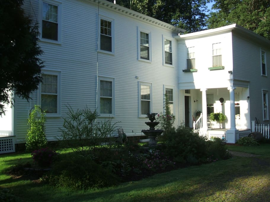 Romantic Bed And Breakfast Syracuse Ny