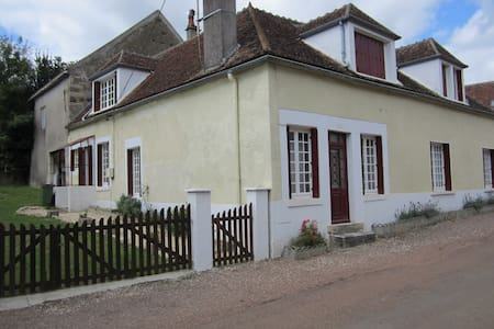 Country Home in the Nievre Burgundy - Varzy