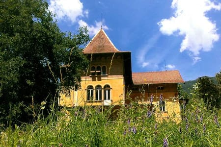 Large Historic Dolomites Villa - Roncegno