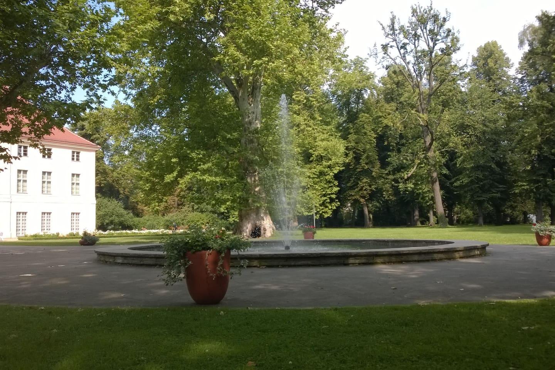 Schlosspark in Pankow