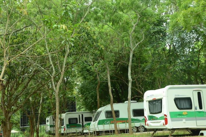 Go Outdoor Wilpattu Caravan Park