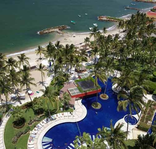 Puerto Vallarta Beach/Pool Resort 2 Bedroom