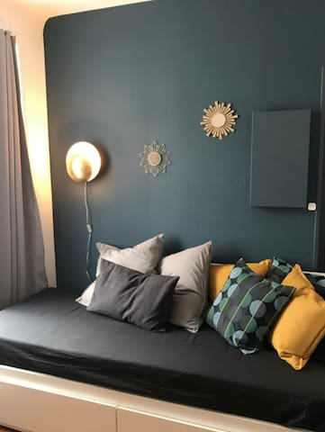 Cosy studio close the Biarritz's center