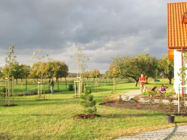 Cichy Zakątek - sielanka na wsi ! - Białobrzegi County - Casa