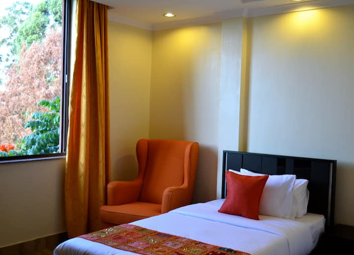 Gigiri Express Hotel Single Room