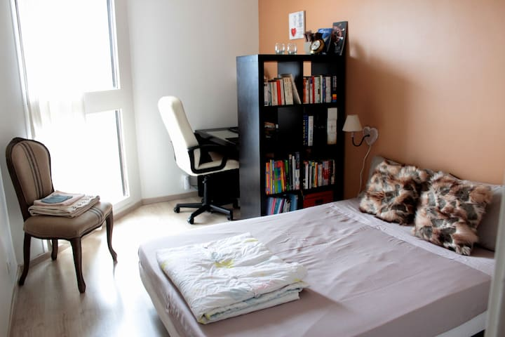 A charming room near Paris, Disney - Noisy le grand - Leilighet