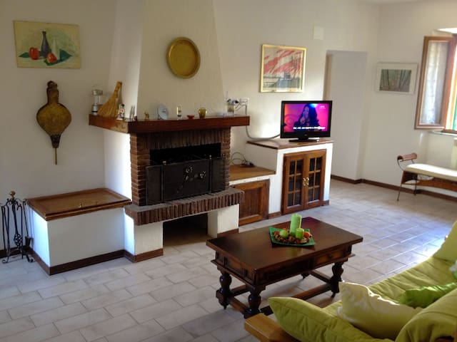 Tuscany Holiday Apartment  - Campagnatico - Apartmen