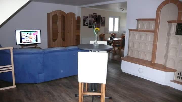 Holiday flat Sunshine; 3 bedrooms, kitchen,balcony