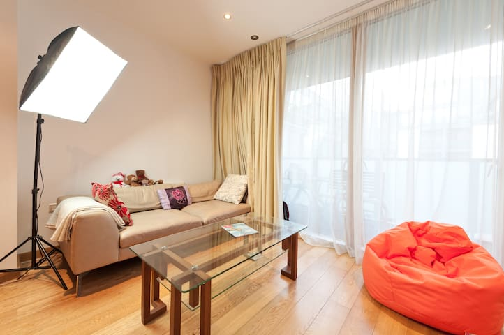 LUXURY APARTMENT at Convention Center - Dublin - Daire