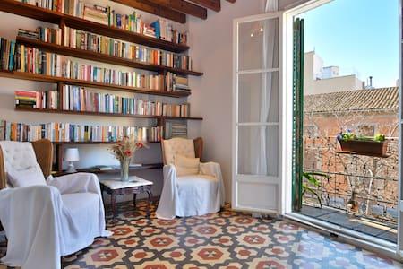 Luxury apt near Pl. Sant Francesc