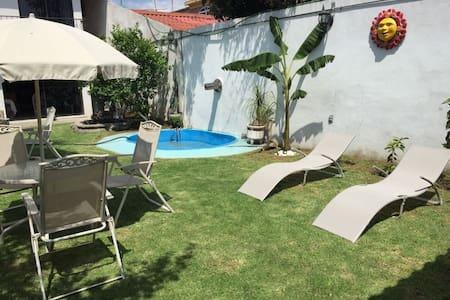 Quinta Sarabia (Casa completa 4 habitaciones)