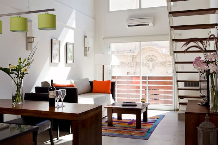 Duplex Loft in San Telmo - up to 4 guests- - Buenos Aires - Loft