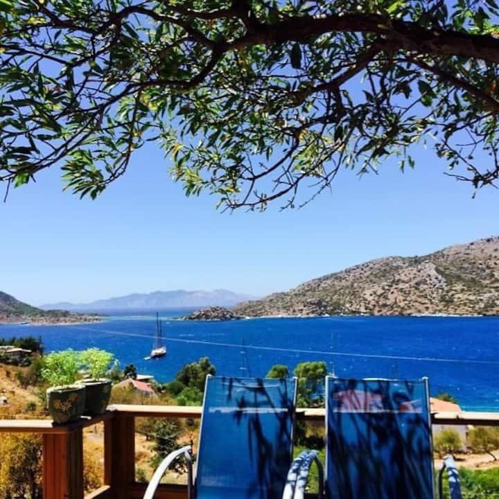 Dream House Peace full, Sea & Nature View