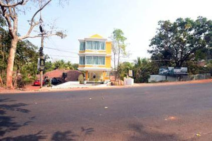 2 Bedroom holiday apartment in North Goa