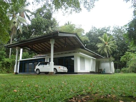 Rays Sri-lankisches Hotel