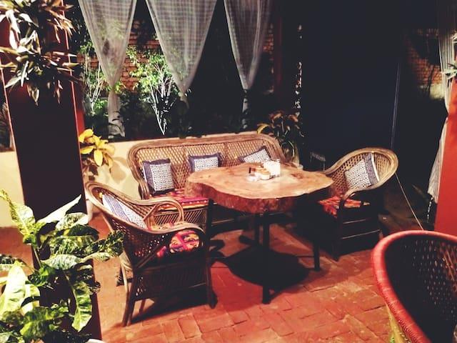 Garden House (Farm Stay)