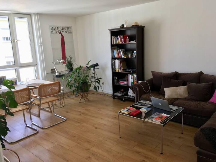 Elegant apartment in the centre of Munich