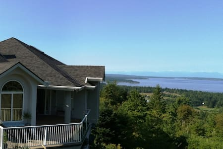 Panorama B&B Ocean Room - Chemainus