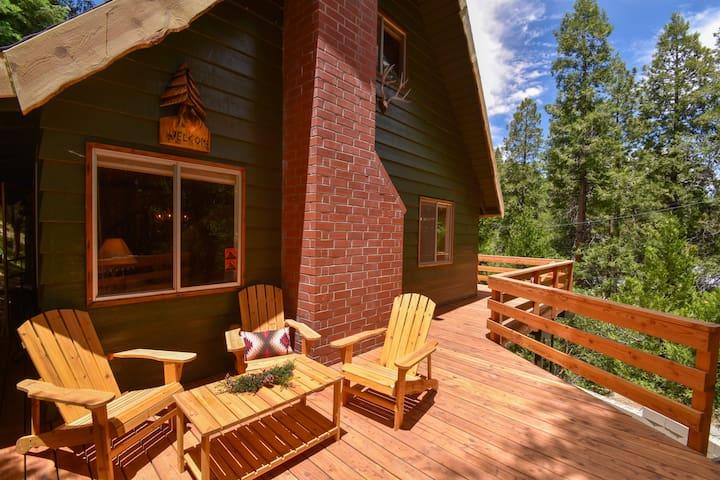 Cedarbrook cabin
