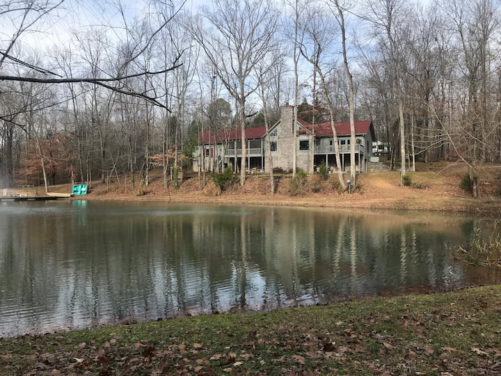 Primm Springs Resort living Leipers Fork/Nashville