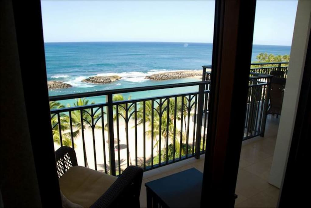 The only privately rentable condo with panoramic ocean views from every room.