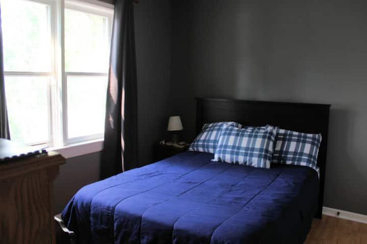 The Indigo Room @ Floral House • Cute Cozy Quiet