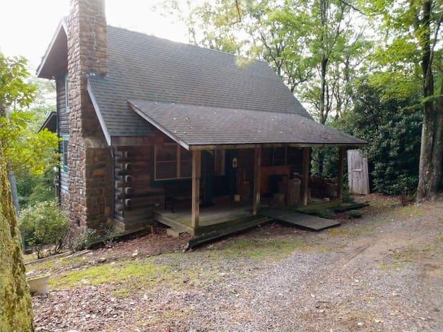Coffey Grounds - Blue Ridge Parkway Cabin