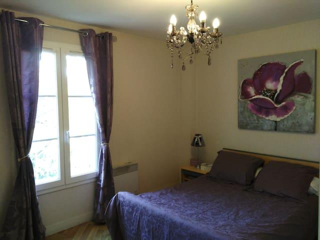Charme et Calme proche de Paris - L'Isle-Adam - Appartement