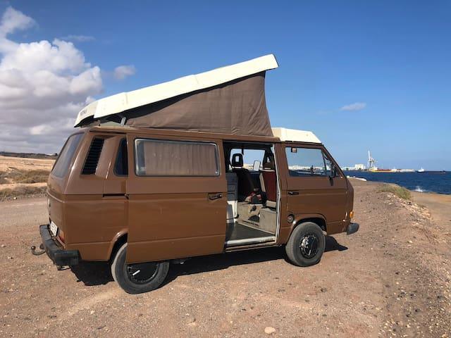 Camper Canary T3 Fuerteventura RIC