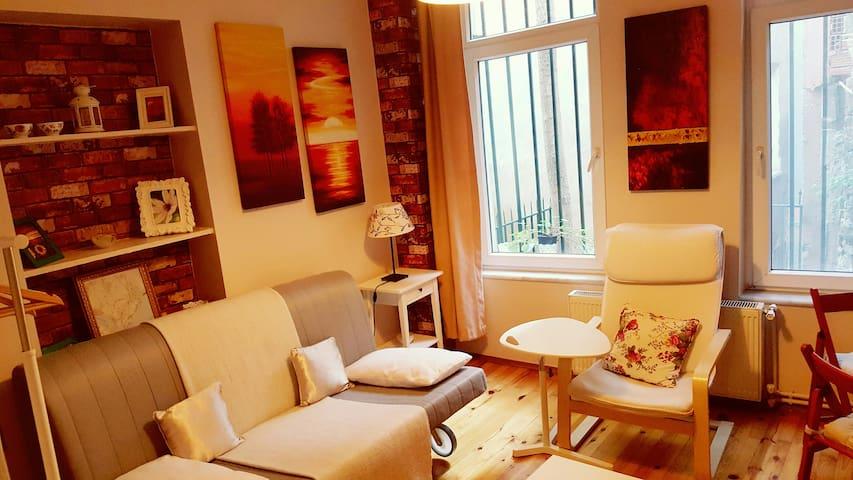 Cute Studio in Cihangir BEYOĞLU