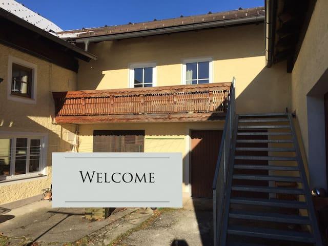 Apartment close to Salzburg