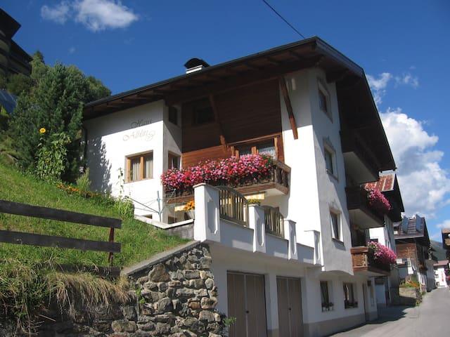 Schneevergnügen in Kappl nahe Ischgl - Gemeinde Kappl - Apto. en complejo residencial