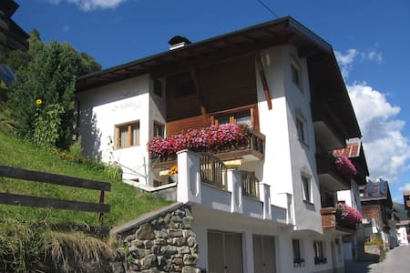 Schneevergnügen in Kappl nahe Ischgl - Gemeinde Kappl - Condominium